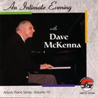 DAVE MCKENNA An Intimate Evening With Dave McKenna album cover