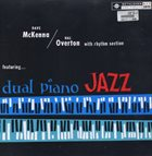 DAVE MCKENNA Dual Piano Jazz album cover