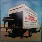 DAVE MCKENNA Piano Mover album cover
