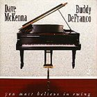 DAVE MCKENNA You Must Believe in Swing album cover