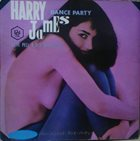 DAVE PELL Harry James Dance Party album cover