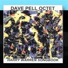 DAVE PELL Harry Warren Songbook album cover