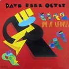 DAVE PELL Live At Alfonse's album cover
