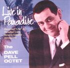 DAVE PELL Live in Paradise album cover