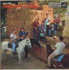 DAVE PELL Swingin' In The Ol' Corral album cover