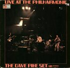 DAVE PIKE Live At The Philharmonie album cover