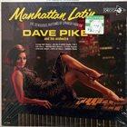 DAVE PIKE Manhattan Latin album cover
