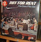 DAVE PIKE Riff For Rent album cover