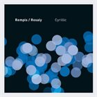 DAVE REMPIS Rempis  / Rosaly : Cyrillic album cover
