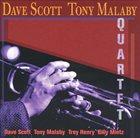 DAVE SCOTT The Dave Scott Tony Malaby Quartet album cover