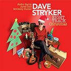 DAVE STRYKER Eight Track Christmas album cover