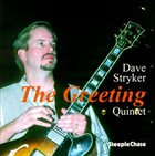 DAVE STRYKER The Greeting album cover