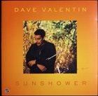 DAVE VALENTIN Sunshower album cover