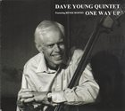 DAVE YOUNG Dave Young Quintet Featuring Renee Rosnes ‎: One Way Up album cover