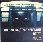 DAVE YOUNG Dave Young / Terry Promane ‎: Octet Vol. 2 album cover