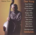 DAVE YOUNG Two By Two - Piano-Bass Duets Volume Three album cover