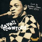 DAVELL CRAWFORD Live At Bourbon Street Music Club album cover