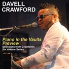 DAVELL CRAWFORD Piano in the Vaults Preview album cover