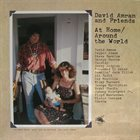 DAVID AMRAM David Amram And Friends ‎: At Home / Around The World album cover