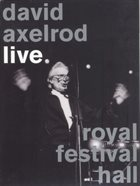 DAVID AXELROD Live Royal Festival Hall album cover