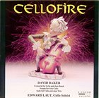 DAVID BAKER Cellofire album cover