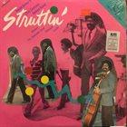 DAVID BAKER Struttin' album cover