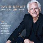 DAVID BENOIT David Benoît and Friends album cover
