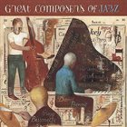 DAVID BENOIT David Benoit/Greg Bissonette/Brian Bromberg The Great Composers of Jazz (aka Standards) album cover
