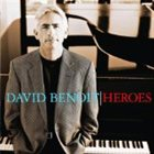 DAVID BENOIT Heroes album cover