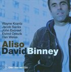 DAVID BINNEY Aliso album cover