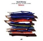 DAVID BINNEY Balance album cover