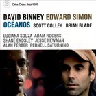 DAVID BINNEY Océanos album cover