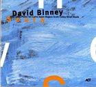 DAVID BINNEY South album cover