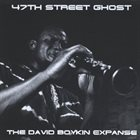 DAVID BOYKIN 47th Street Ghost album cover