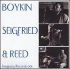 DAVID BOYKIN Boykin, Seigfried & Reed album cover