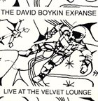 DAVID BOYKIN Live At The Velvet Lounge album cover