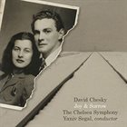 DAVID CHESKY Joy and Sorrow album cover