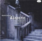 DAVID CHESKY The Agnostic (with Slovak Philharmonic Orchestra) album cover