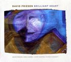 DAVID FRIESEN Brilliant Heart album cover