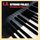 DAVID GARFIELD David Garfield And Friends : L.A. Keyboard Project album cover