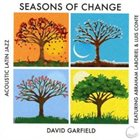DAVID GARFIELD Seasons of Change album cover