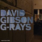 DAVID GIBSON G-Rays album cover