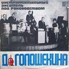 DAVID GOLOSCHEKIN David Goloschekin Instrumental Ensemble (Инструментальный Ансамбль Под Руководством Д. Голощекина) album cover