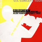 DAVID GOLOSCHEKIN U.S. Concert Tour album cover