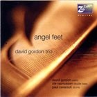 DAVID GORDON Angel Feet album cover