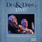 DAVID GRISMAN David Grisman & Del McCoury : Del & Dawg Live! album cover