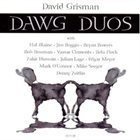 DAVID GRISMAN Dawg Duos album cover