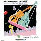 DAVID GRISMAN Svingin' with Svend album cover