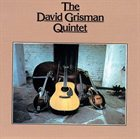 DAVID GRISMAN The David Grisman Quintet album cover