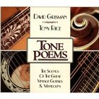 DAVID GRISMAN Tone Poems - The Sound Of Great Vintage Guitars & Mandolins album cover